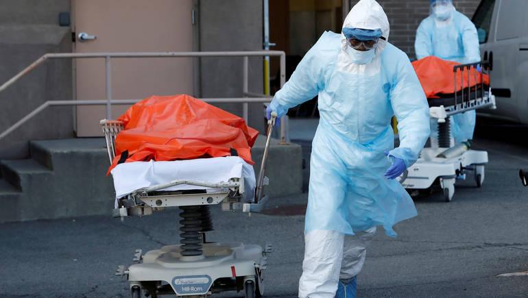 أمريكا : أكثر من 2000 حالة وفاة جديدة بسبب كورونا