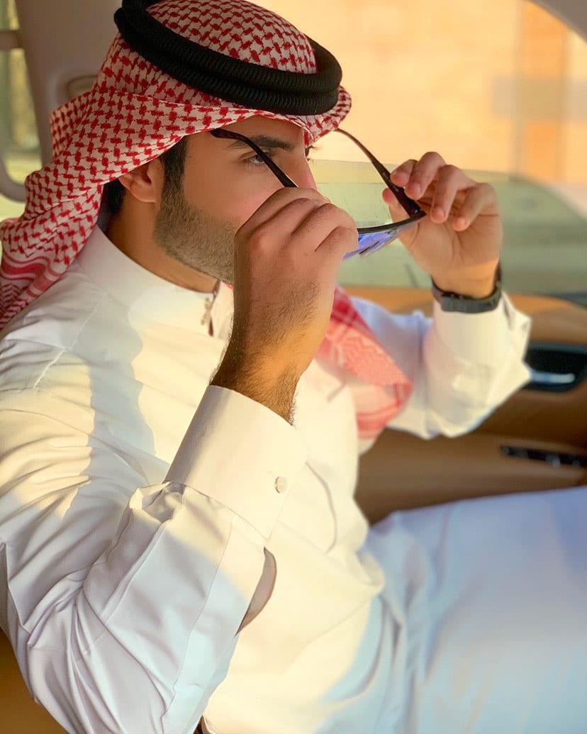 الممثل و مودل محمد ابراهيم