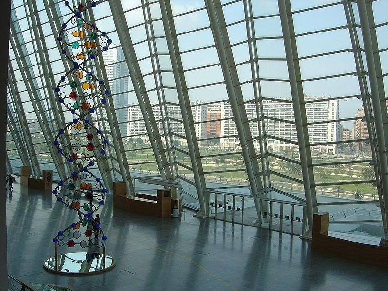 متحف الأمير فيليب للعلوم من الداخل